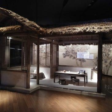 Tái hiện phòng trà xưa ở Bảo tàng Cố cung Đài Loan
