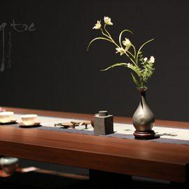 Cách bài trí bàn trà theo phong cách trà Đài Loan