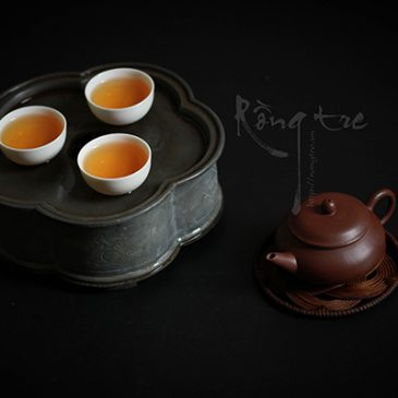 Kinh nghiệm pha trà