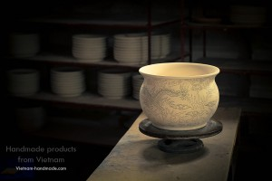 Bat Trang ceramic crafts